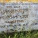 Katharina Barkman Koop: Nameless in Blumenort Cemetery #2